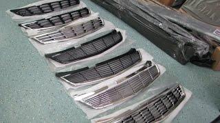 видео Решетка радиатора на Приору: замена и тюнинг