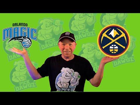 Orlando Magic vs Denver Nuggets 3/23/21 Free NBA Pick and Prediction NBA Betting Tips