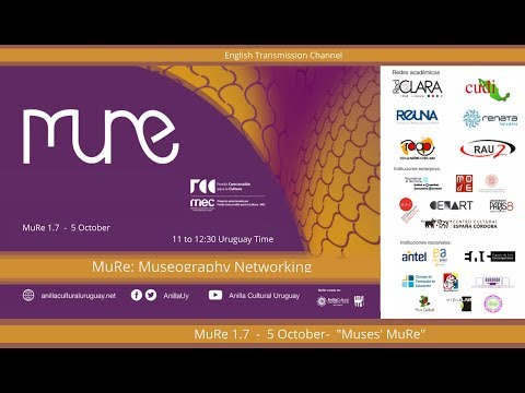 """MuRe 1.7 """"The Muses of MuRe"""" - English Channel"""