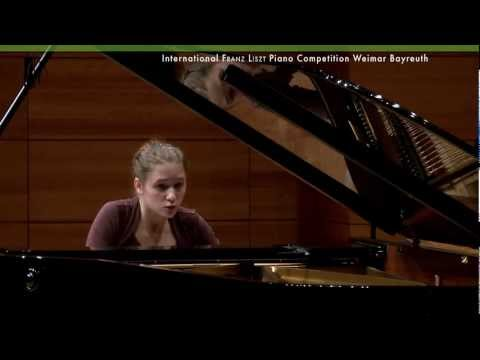 Marina Yakhlakova plays Franz Schubert / Franz Liszt: Der Erlkönig - Piano Competition Finale