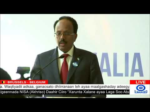 Somalia Partnership Forum: common press conference, with the participation of Federica Mogherini
