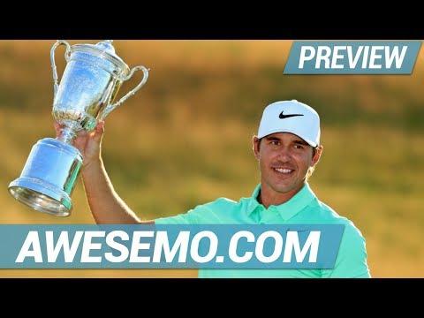 PGA DFS Picks - 2019 US Open - DraftKings & FanDuel - Awesemo.com