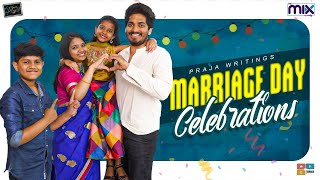 Marriage Day Celebrations || Suryakantham || The Mix By Wirally || Tamada Media