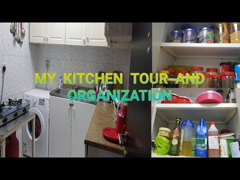 MY KITCHEN TOUR and Organisations