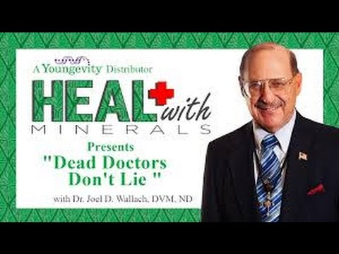 Arthritis, Diabetes, Cancer, Obesity, Depression, etc  |  Dr. Joel Wallach Youngevity
