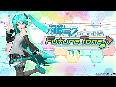 Hatsune Miku Project DIVA Future Tone: All Songs [ENG]