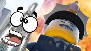 LEGO City Undercover - СЕКРЕТНОЕ ОРУЖИЕ БОССА ЛЕГО СИТИ! #15
