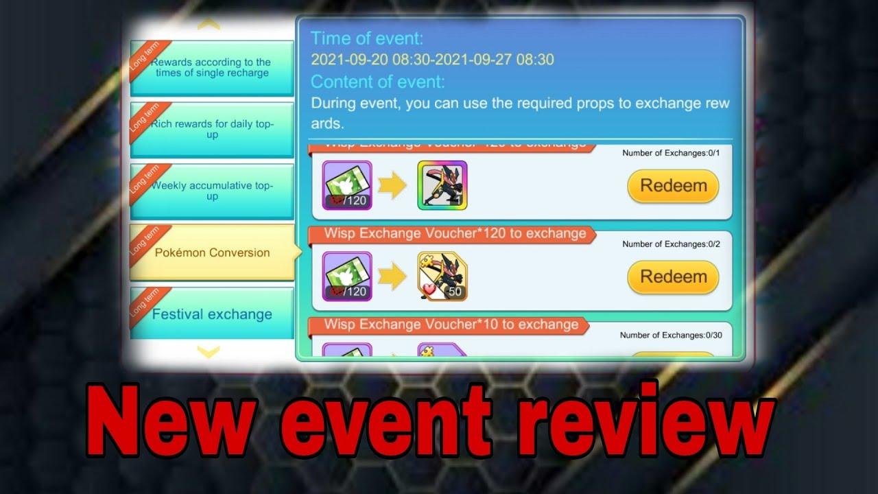 Download Event review on 20 sep / monster of glory / pokemon evolution /monster honour fight//