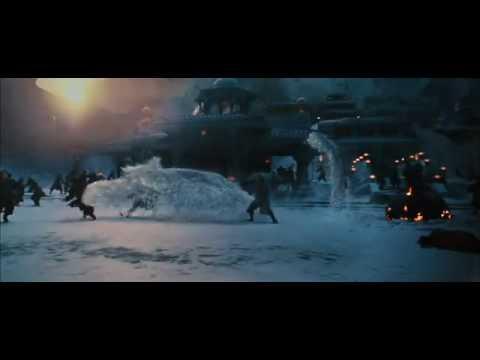 Trailer do filme O Último Guerreiro