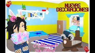 😊*Our CREaCiOnEs*🛏️ BEDROOMS FOR SAVINGS!!! -ADOPT ME-ROBLOX