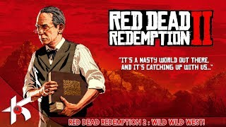 Red Dead Redemption 2 Gameplay [ PS4 PRO ] Where am I?