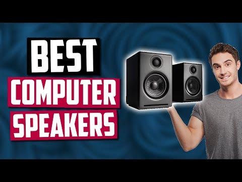 Best Computer Speakers in 2020 [Top 5 Picks]