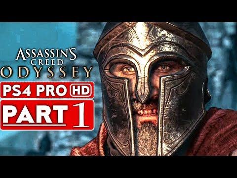 Assassin S Creed Odyssey Gameplay Walkthrough Part 1 1080p Hd Ps4 Pro No Commentary Youtube