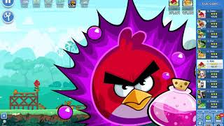 Angry Birds Friends tournament, week 364/C, level 6