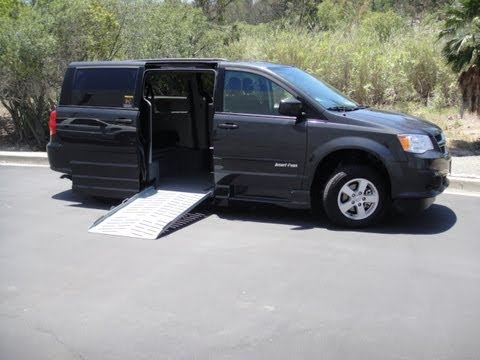 Wholesale Priced Dodge Grand Caravan Wheelchair Vans For Sale Orange County California
