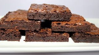 Fudgy & Chewy Brownies         براونيز