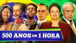 500 Anos em 1 Hora / História do Brasil thumbnail