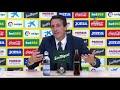 Rueda de prensa Villarreal CF vs Sevilla FC