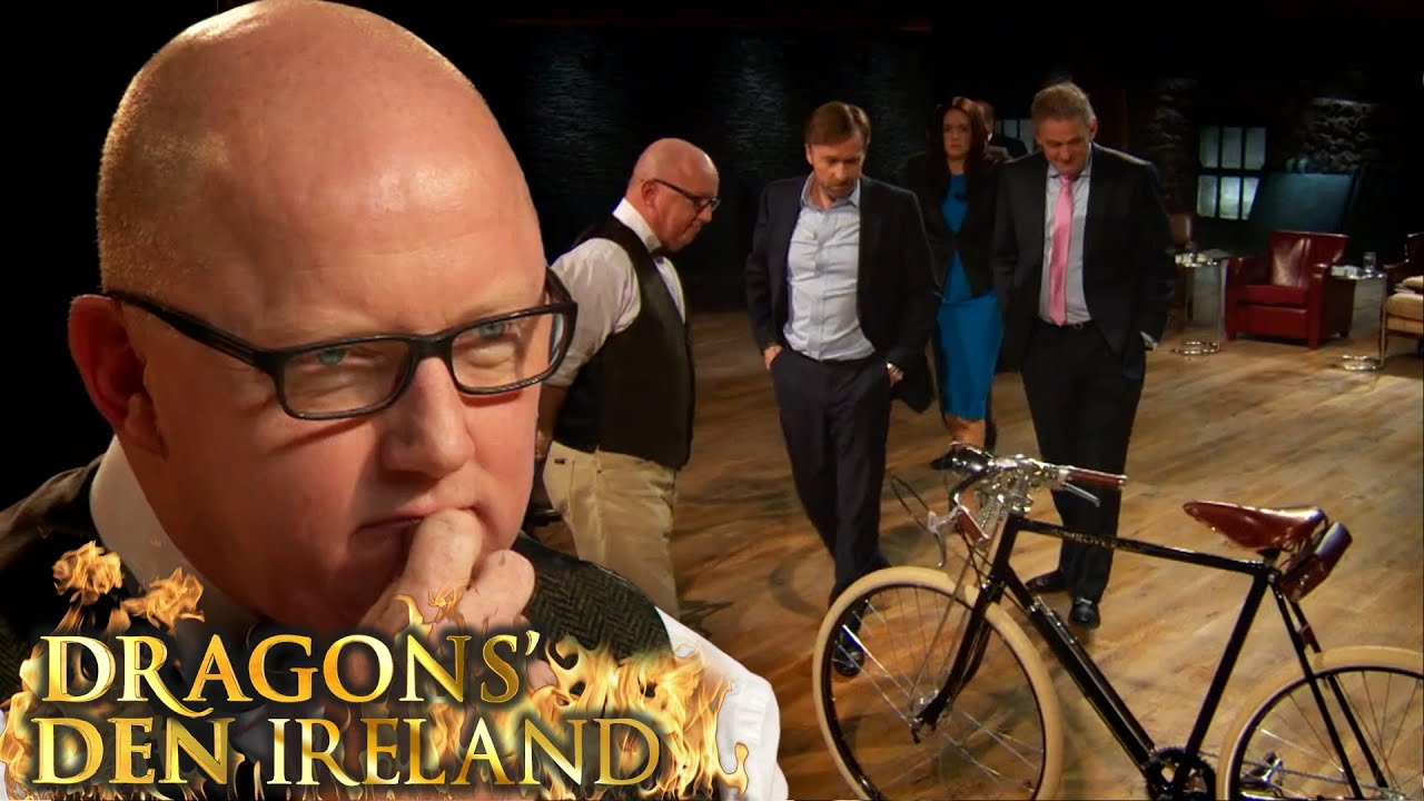 Is There Space For Marty's Antiques On The Road?   Dragons' Den IRL