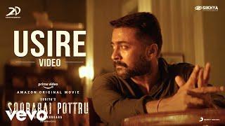 Soorarai Pottru (Kannada) - Usire | Suriya | G.V. Prakash Kumar | Sudha Kongara