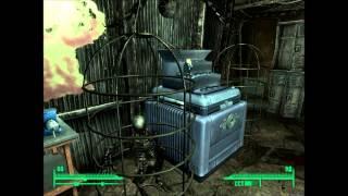 Fallout 3 Все интерьеры дома в Мегатонне
