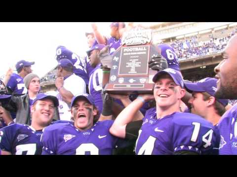 TCU - Mountain West Conference Champions