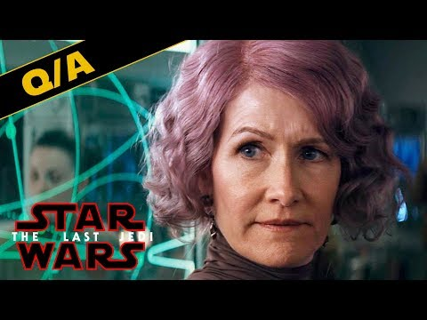 Why Didn't Holdo Tell Poe Her Plan - Star Wars Explained Weekly Q&A