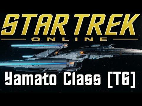 Star Trek Online - Dreadnought Cruiser - Yamato Class [T6] - Review