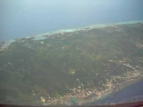 From Roatan back to San Pedro Sula, Honduras