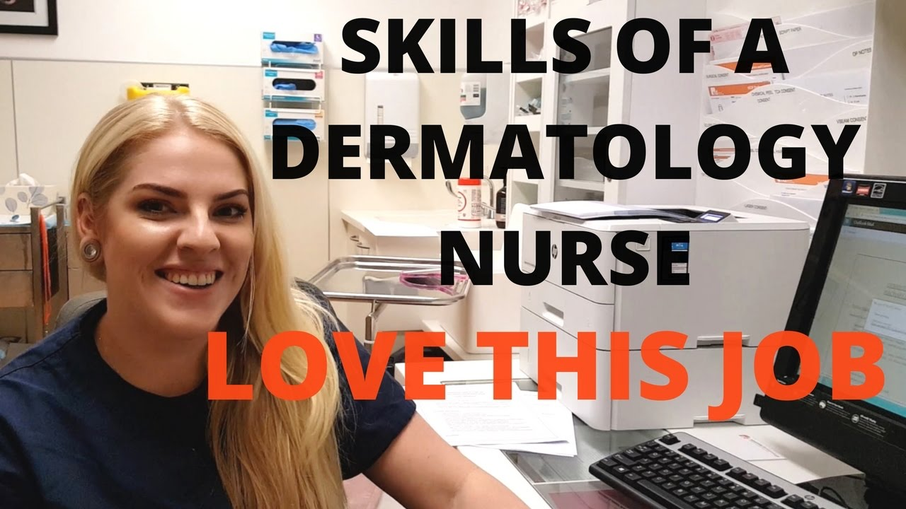 My Life As A Dermatologist Behind The Scenes Youtube