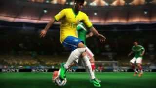 2014 FIFA World Cup Brazil - Trailer do Gameplay