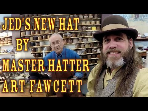 [REVIEW] Custom Bowler / Derby Hat by Art Fawcett