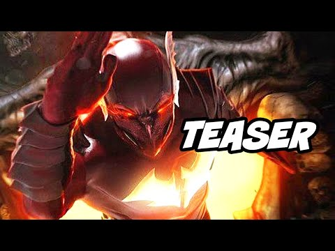 The Flash Season 7 Teaser - Cancelled Flash Episodes Breakdown and Easter Eggs