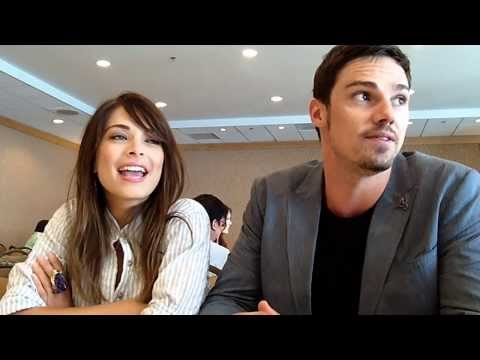 Interview With Kristin Kreuk & Jay Ryan of The CW's Beauty and the Beast at Comic-Con 2013