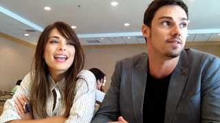 interview with kristin kreuk jay ryan of the cw s beauty and the beast at comic con 2013