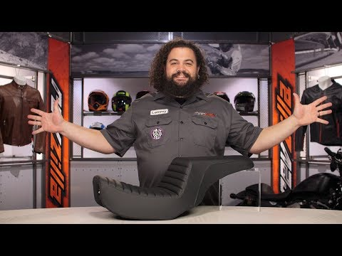 Thumbnail for Saddlemen Step Up Seat For Harley Review
