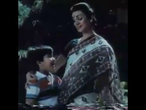 Neerja Bhanot in Amul Chocolate Ad in the 80's