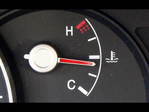حرارة السيارة /ماهو الطبيعي وغير الطبيعي