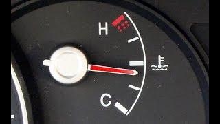 حرارة السيارة الطبيعي وغير الطبيعي