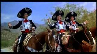 Three Amigos Intro