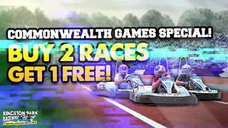 Commonwealth Games Deals! | Kingston Park Raceway Brisbane Gold Coasts Best Go Karting