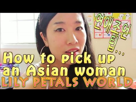 HOW TO PICK UP ASIAN WOMEN | Dating tips 아시안여자 만날때, 사귈때 연애조언, 팁 (2016 vlog ep.48)