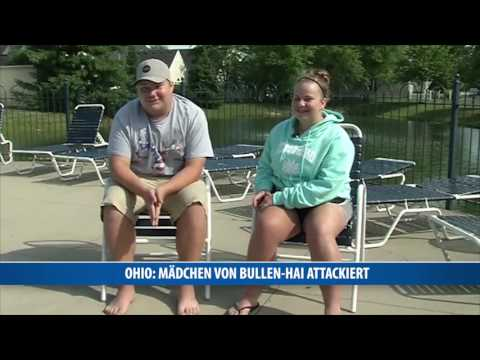 Ohio: Mädchen von Bullen-Hai attackiert