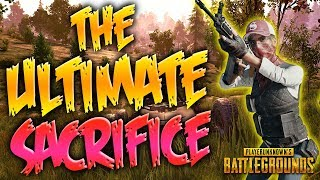 THE ULTIMATE SACRIFICE! - or - ROBI GETS FIRED (upon) - PLAYERUNKNOWN'S Battlegrounds Funny Video