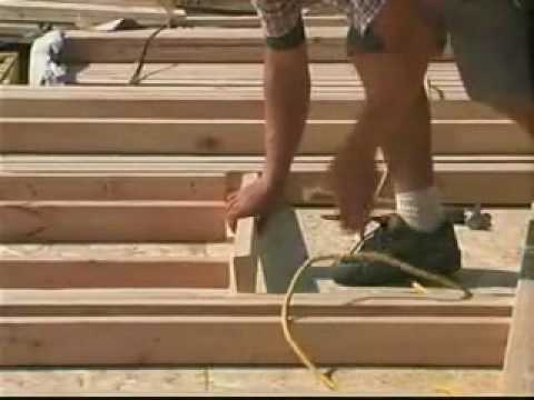 Casas malco casas de estructura de madera youtube - Como se construye una casa ...