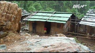 VTC14 | Quảng Ngãi: Chờ nhà tái định cư, hàng chục hộ dân sống chung với nỗi lo sạt lở