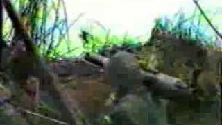 Real battle field video from Chinese Army (1984) part 7 of 7