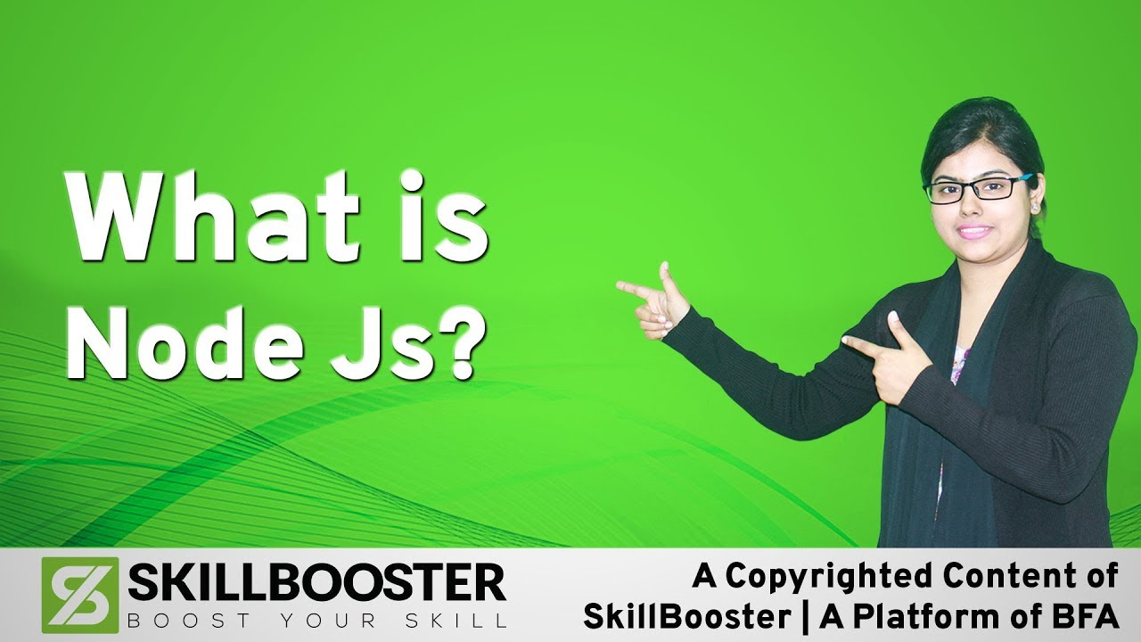 What is Node JS?
