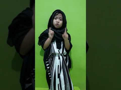 Runa dan syakira - salam salaman cover by Noura