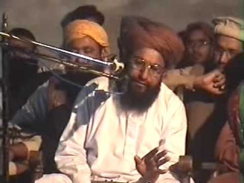 Molvi Ahmed Saeed Khan Multani 097